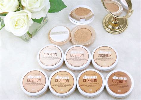 Maybelline Cushion maybelline s new team for complexion perfection