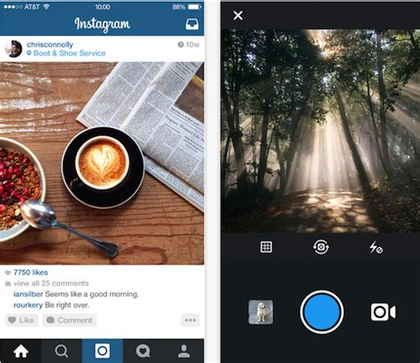 instagram locations instagram updated with new caption and location options