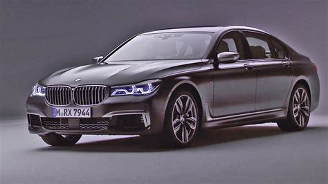 2017 BMW M760Li xDrive HD Images Wantingseed.com