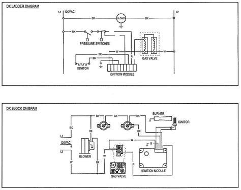 holla furnace gas valve wiring diagram tempstar gas