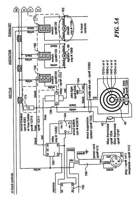 ansul suppression system wiring fenwal