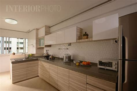 kitchens for flats bedok 3 room flat interiorphoto professional