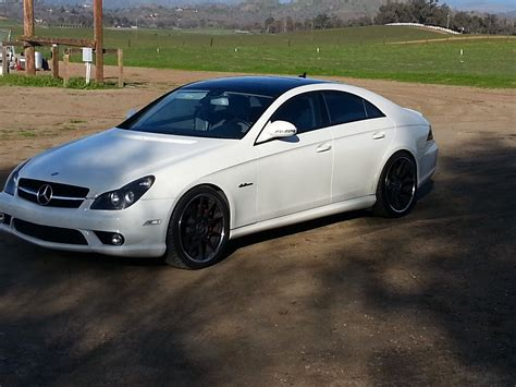2008 mercedes cls63 amg 2008 cls63 amg for sale immaculate low mbworld org