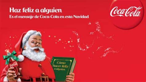 preguntas de que prefieres faciles haz feliz a alguien es el mensaje de coca cola en esta navidad