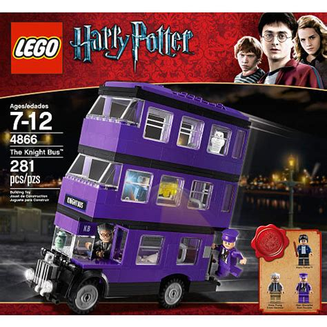Lego Table Toys R Us Lego Harry Potter The Knight Bus