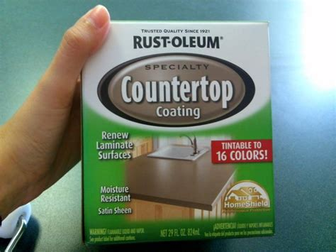 How To Get Rust A Countertop by 17 Best Images About Paint On Stains Paint