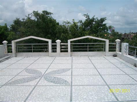 dachterrasse bodenbelag surprising terrace parapet wall designs pictures best