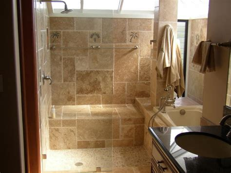 shower tile ideas small bathrooms 30 pictures and ideas of modern bathroom wall tile