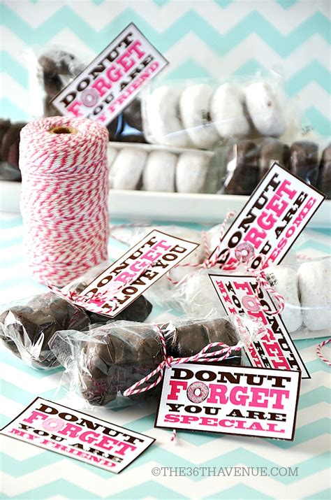4 fun valentines day decor ideas family focus blog free printable donut forget valentine s day the 36th