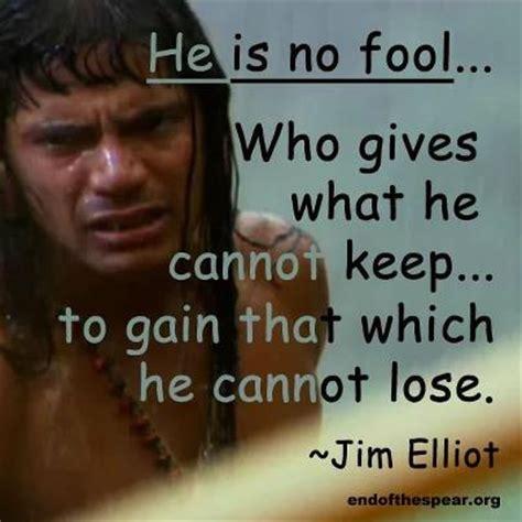 Jim Elliot Quote