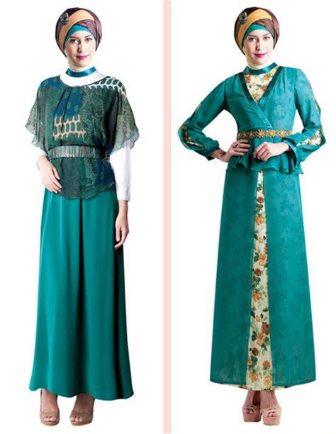 Contoh Gambar Trend Fashion Busana Muslim Wanita Terbaru Modis