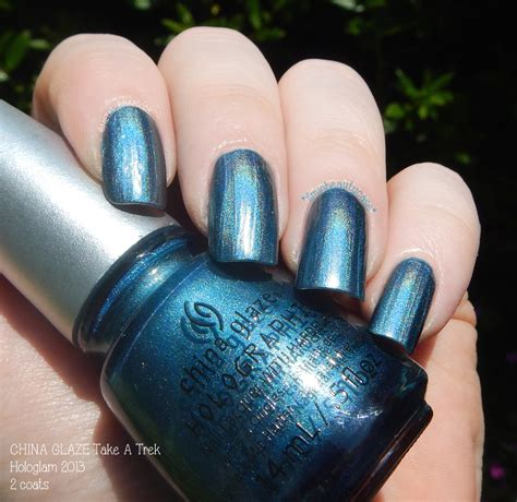 China Glaze Take A Trek il mio china glaze take a trek