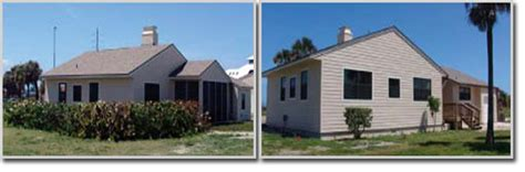 patrick afb housing pafb beach cottages ocean front rentals