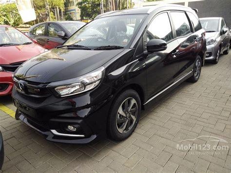 Jual Honda Mobilio Rs At 2016 jual mobil honda mobilio 2017 rs 1 5 di dki jakarta
