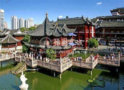 yu yuan gardens shanghai wanderlust