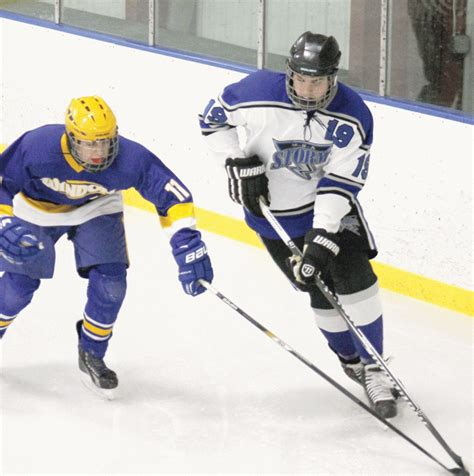 Mba Hockey by Mba Boys Fall To Ldc In Opener County Monitor News