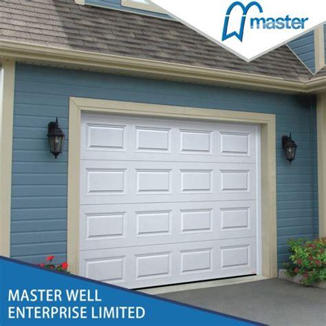Overhead Garage Door Opener Prices Auto Operation Overhead Sectional Garage Door With Opener Buy Overhead Garage Door Sectional