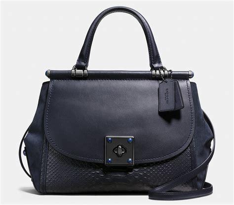 Coach Bag introducing the coach drifter bag purseblog