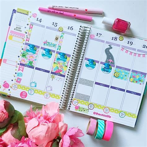 Decorate Planner by Planner Decoration Ideas September 2015 Erin Condren
