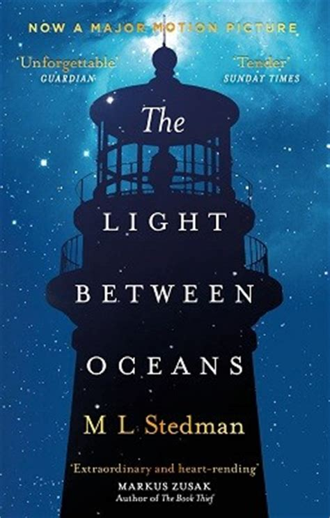 Light Between by The Light Between Oceans By M L Stedman Waterstones