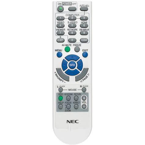 Projector Nec M300x nec rmt pj31 remote for m260x m260w m300x rmt pj31 b h