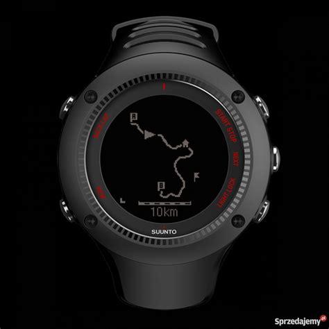 Suunto Ambit3 Run Black Hr Ss021257000 nowy zegarek suunto ambit3 run black hr zegarek gps dla bie nisko sprzedajemy pl