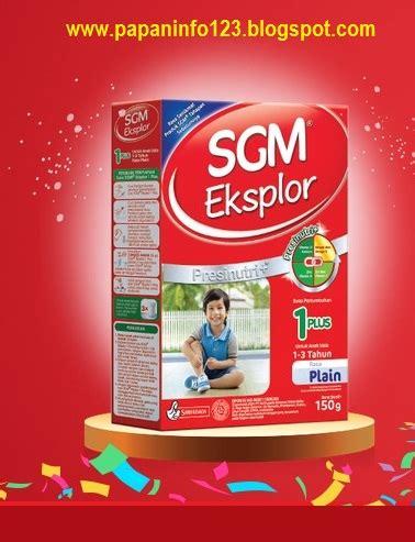 Sgm Explore 1 sgm eksplor papan informasi
