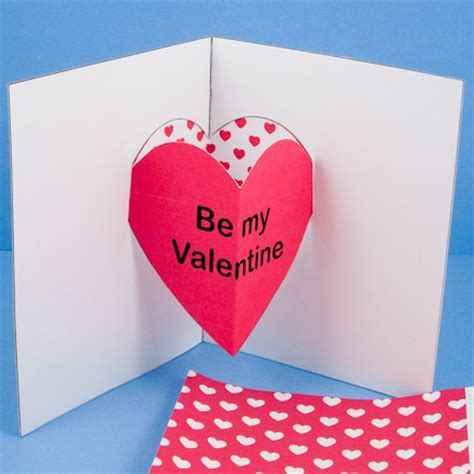 twisting hearts pop up card template doc 16311080 pop up valentines day card twisting