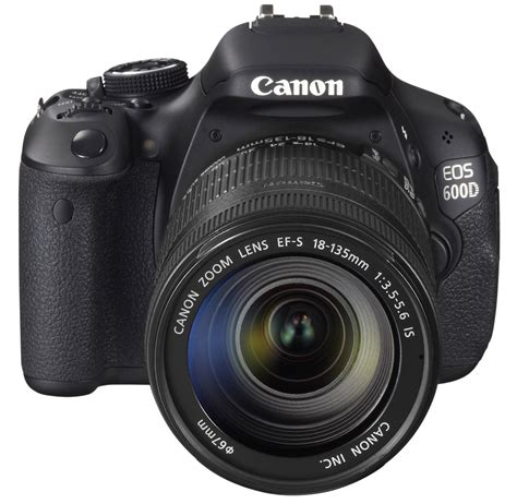 canon dslr digicamreview canon eos 600d dslr announced