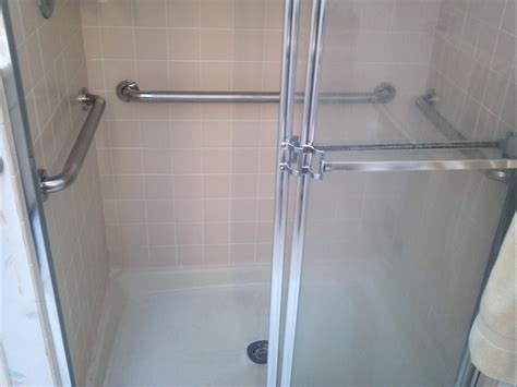 bathtub rails elderly bathroom remodeling for elderly ada disabled safety rails