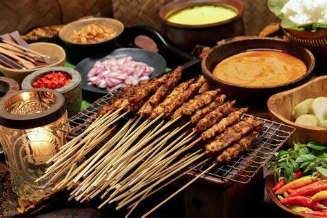 traditional foods   eat  java indonesia
