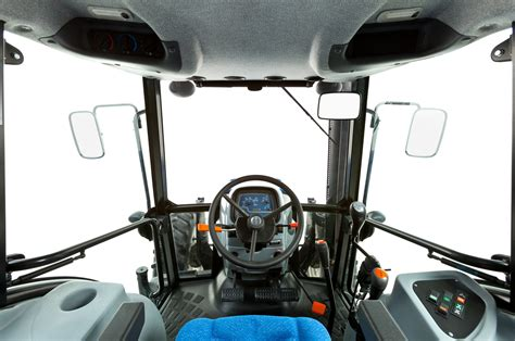 Tractor Interior Upholstery by New Ts6 140 Dualpower Tractor Cab Interior J