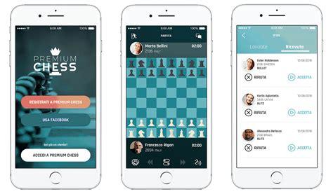 mobile chess scacchi arriva la app con l algoritmo impedisce di barare