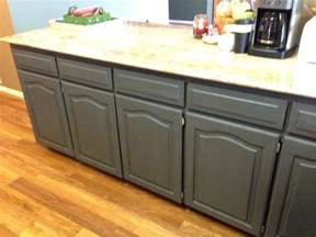 Chalk Painting Kitchen Cabinets Using Chalk Paint To Refinish Kitchen Cabinets