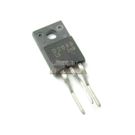 transistor horizontal md1803dfx 2sd2689 color tv horizontal deflection output transistors