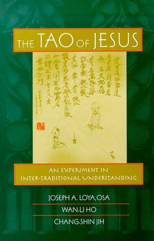 jes s vive experimenta edition books the tao of jesus an experiment in inter traditional