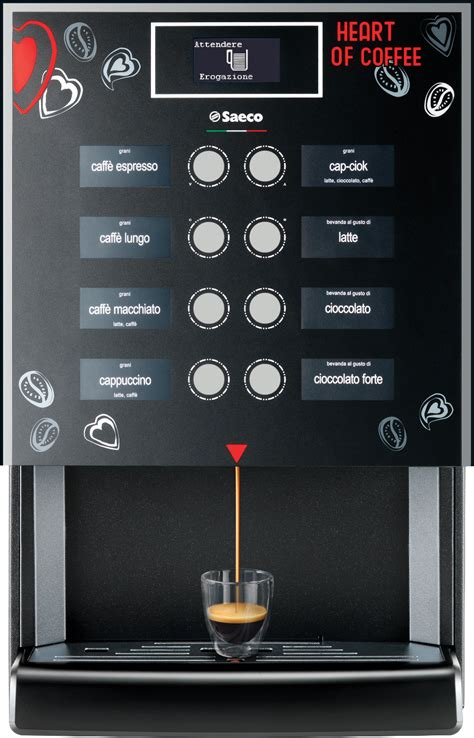saeco iperautomatica table top coffee machine the