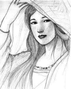 tutorial menggambar dengan pensil untuk pemula cara melukis wajah dunia seni