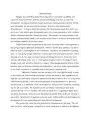 Class Reflection Essay by Exle Reflection Paper Ed Psych 301 Reflection Paper
