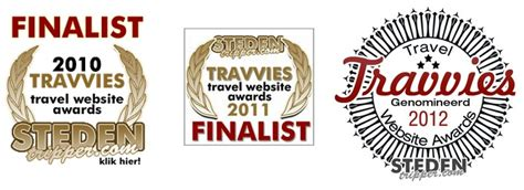 The 2007 Travvies Travel Awards by Reishonger Nl Opnieuw Genomineerd Voor Travvie