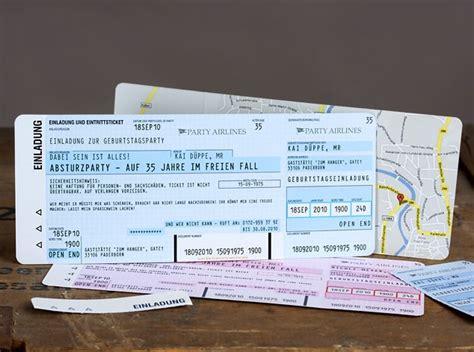 Hochzeitseinladung Flugticket Vorlage by Einladungskarten Archive Seite 2 2 Vollstark De