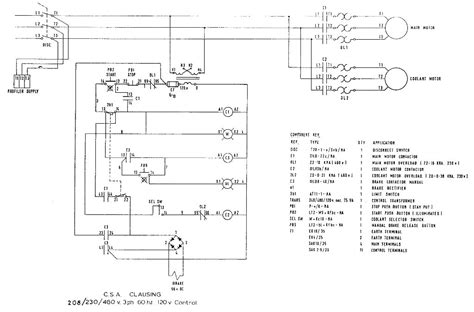 vfd lathe wiring diagram 24 wiring diagram images