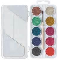 Lyra Watercolour Cake 12clr watercolor painting sets supplies at blick materials supply store