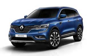 Renault Koleo New Renault Koleos 2018 Will Be Launched In 2017 Car
