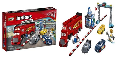 Sale Lego 10745 Cars Florida 500 Race Resealed Box lego juniors florida 500 race 10745 by lego