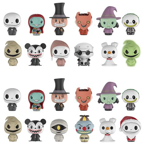 Pint Size Heroes Funko Science Fiction pint size heroes nightmare before plastic and