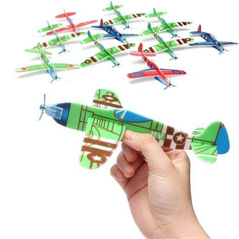 plane diy diy flying glider planes kidsbaron family and