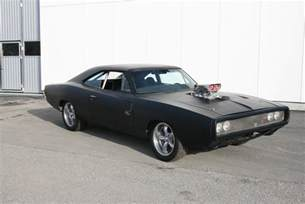 Dodge Charger In Fast And Furious 1968 Dodge Charger R T From Fast N Furious 4