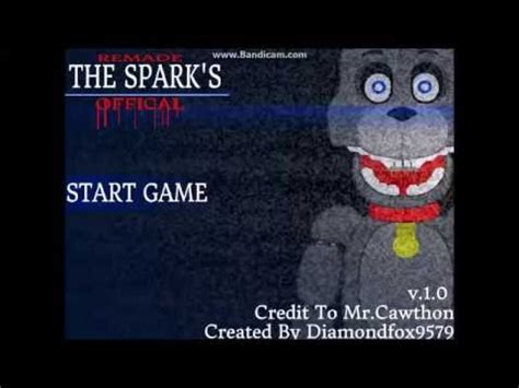 fnaf fan scratch scratch fnaf fan 2 the sparks