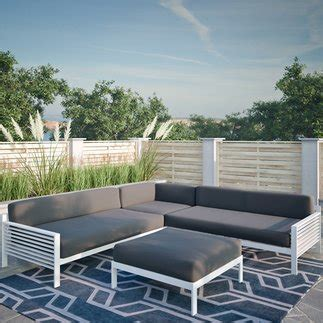 modern outdoor furniture decor allmodern